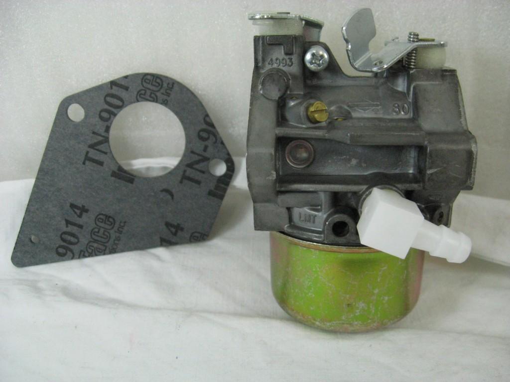 New carburator - LawnMowerPros.com Product id 692684, 143.95 US$.
